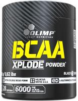 Аминокислоты BCAA Olimp Sport Nutrition Xplode / I00002909 (280г, лимон) -