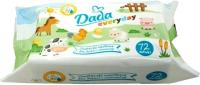 Влажные салфетки детские Dada На каждый день (72 шт) -