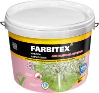 Краска Farbitex Для садовых деревьев (13кг) -