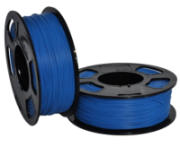 Пластик для 3D печати U3Print GF PLA 1.75мм 1кг (светло-синий) -
