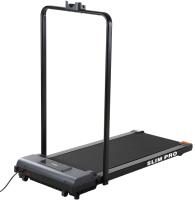 Электрическая беговая дорожка DFC Slim Pro (серебристый) -