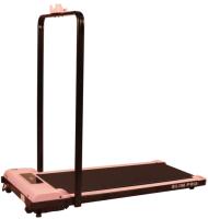 Электрическая беговая дорожка DFC Slim Pro (розовый) -