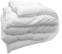 Одеяло Бивик Искусственный лебяжий пух 140x205 (импортный политик с кантом) -