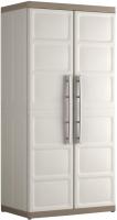 Шкаф уличный Keter Excellence N GT/TF / 241046 (песочный) -