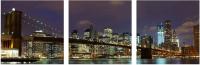 Картина модульная Citydecor 3.13 (115x37) -