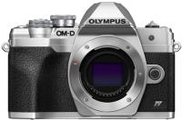 Беззеркальный фотоаппарат Olympus E-M10 Mark IV Body (серебристый) -