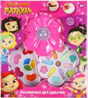 Набор детской декоративной косметики Милая Леди Сказочный патруль: тени, блеск / 10588F3-SP -