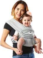 Слинг Baby K'tan Original Heather Grey (M) -