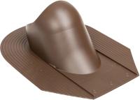Проходка кровельная Vilpe Huopa/Slate 110-160мм RR32 / 731944 (коричневый) -