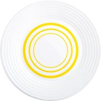 Тарелка столовая мелкая Luminarc Harena L8385 (желтый) -