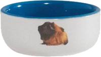 Миска для грызунов Beeztees 801640 (голубой) -