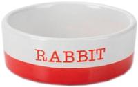 Миска для грызунов Beeztees Jomi / 801737 (красный) -
