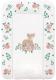 Пеленальный матрас AlberoMio N001 Роза / 9104 -