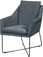 Кресло мягкое Aupi Виго / 4.20.2 (ткань 4) -