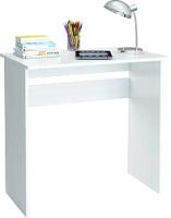 Письменный стол MFMaster Уно-4 / МСТ-УCД-04-БТ-16 (белый) -