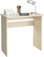 Письменный стол MFMaster Уно-4 / МСТ-УCД-04-ДМ-16 (дуб молочный) -