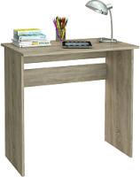 Письменный стол MFMaster Уно-4 / МСТ-УCД-04-ДС-16 (дуб сонома) -
