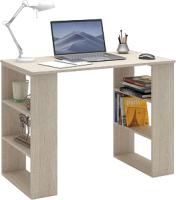 Письменный стол MFMaster Уно-7 / МСТ-УСК-07-ДС-02 (дуб сонома) -