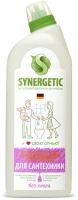 Чистящее средство для ванной комнаты Synergetic Биоразлагаемое кислотное (1л) -
