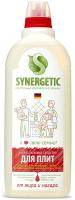 Чистящее средство для кухни Synergetic Биоразлагаемое для удаления жира и нагара (1л) -