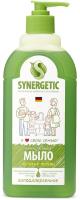 Мыло жидкое Synergetic Биоразлагаемое. Луговые травы (0.5л) -