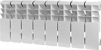 Радиатор алюминиевый Rommer Plus 200 (11 секций) -