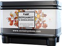 Сменный флакон освежителя воздуха Vectair Systems V-Air Solid Plus Сандаловое дерево с бергамотом -