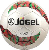 Футбольный мяч Jogel JS-200 Nano (размер 5) -