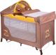 Кровать-манеж Lorelli San Remo Rocker Family Beige/Yellow (10080091803) -