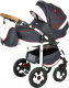Детская универсальная коляска Verdi Broko 3 в 1 (10) -