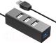USB-хаб Ginzzu GR-339UB -