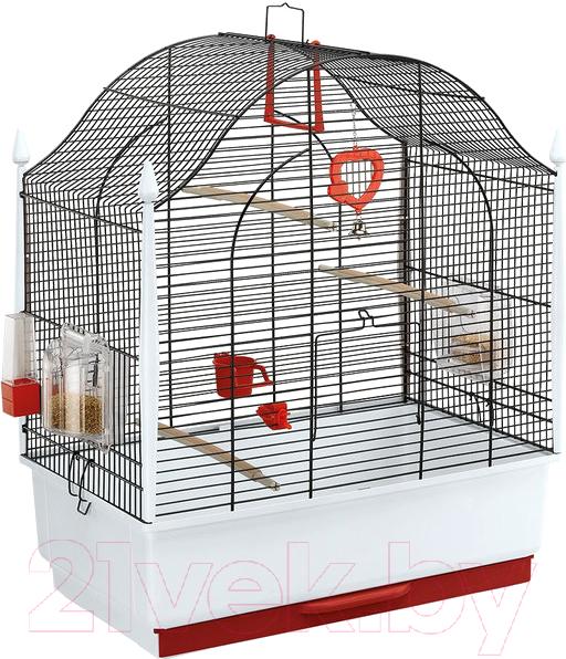 Купить Клетка для птиц Ferplast, Villa / 52018817, Италия, белый