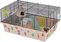 Клетка для грызунов Ferplast Milos Large Far West / 57010680 -
