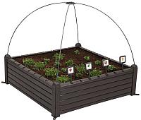 Вазон-грядка Keter Garden Bed / 17192097900 (черный) -