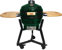 Угольный гриль Start Grill SG16 (зеленый) -