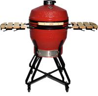 Угольный гриль Start Grill SG22 (красный) -