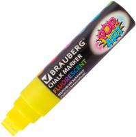 Маркер специальный Brauberg Pop-Art / 151538 (желтый) -