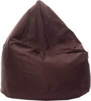 Бескаркасное кресло BomBom Грета XL (90x120, шоколад) -