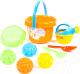 Набор игрушек для песочницы Полесье №206 / 4382 -