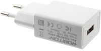 Адаптер питания сетевой Robiton USB2100 White BL1 -