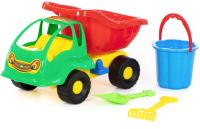 Набор игрушек для песочницы Полесье Самосвал Муравей №57 / 3195 -