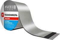 Гидроизоляционная лента Технониколь Nicoband 15см (10м, серебристый) -