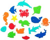 Набор игрушек для ванной El'Basco Toys Подводный мир / 03-008 -