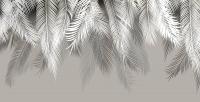 Фотообои листовые Citydecor Пальмовые листья (500x254) -