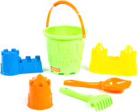 Набор игрушек для песочницы Полесье №524 / 51776 -