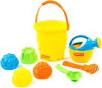 Набор игрушек для песочницы Полесье №521 / 51745 -