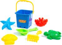Набор игрушек для песочницы Полесье №290 / 35523 -