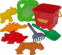 Набор игрушек для песочницы Полесье №287 / 35493 -