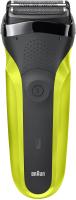 Электробритва Braun Series 3 300s (зеленый) -