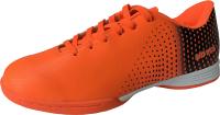 Бутсы футзальные Novus NSB-22 Indoor (оранжевый/черный, р-р 43) -